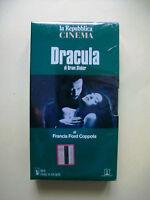 DRACULA [La repubblica Cinema - vhs]