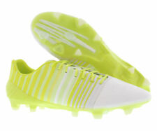 ead27fe30 adidas Men s Nitrocharge 1.0 FG (Hunt) Cleats Soccer Shoes White M21035 Sz  7.5