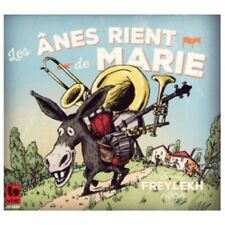 1-CD FREYLEKH - LES ANES RIENT DE MARIE (CONDITION: NEW)