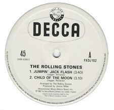 Rolling Stones, Jumpin' Jack Flash, NEW/MINT RARE UK PROMO 12 inch vinyl single