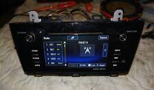 2015 Subaru Legacy Radio CD Player 86201AL64A OEM