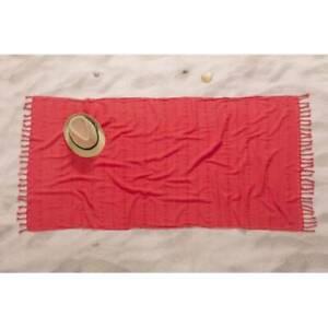 STONEWASHED  Peshtemal Turkish Bath Beach Gym Sauna Yoga Genuine Handwoven Towel