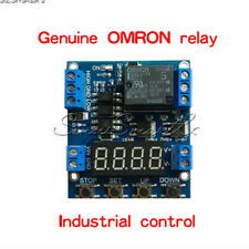 Trigger Delay Cycle 1-Channel Relay Module 6-30V Timer Circuit Switch Adjustable