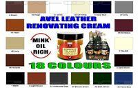 Leather Colour Restoration Cream/Mink Oil/Leather Conditioner/Sofa/Suites/Seats