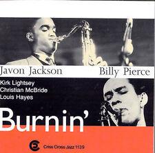 Burnin' by JACKSON,JAVON PIERCE,BILLY