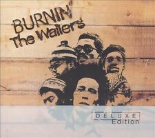 Burnin' [Deluxe Edition] by Bob Marley/Bob Marley & the Wailers (CD, Oct-2004, 2
