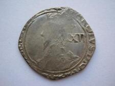 1640/1 Charles I Shilling, Star over Triangle mintmark?, F.