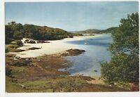 White Sands Of Morar Old Postcard  248a