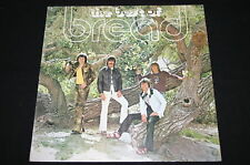 "BREAD   LP 33T 12""   THE BEST OF   1972   UK"
