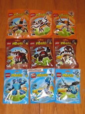 LEGO MIXELS Series 2 CARTOON NETWORK COMPLETE SET OF 9 PACKS NEW