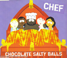 CHEF - Chocolate Salty Balls (UK 3 Trk CD Single Part 1)