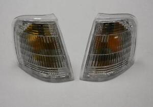 Turn Signal Light Lens Set for Peugeot 405 -NEW- #140AB