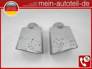 Mercedes W164 ML 320 CDI ORIGINAL Auspuff Blenden AMG Styling Sportpaket D