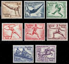 Deutsches Reich 609/16 ** Olympische Sommerspiele 1936, postfrisch