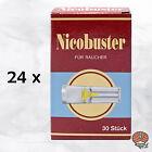 Nicobuster Zigarettenspitzen 24 Päckchen à 30 Stück