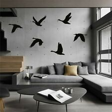 Metal Birds Decor Metal Wall Art Geese Birds Metal Sign Interior Decoration 5231