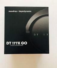 Massdrop x Beyerdynamic DT 177X GO Over-Ear Closed-Back Headphones