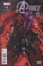 A-Force #4   NEW!!!