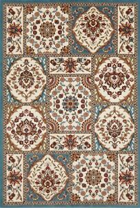 Geometric Oriental Modern Turkish Area Rug All-Over Carpet 5x7 Recently Made