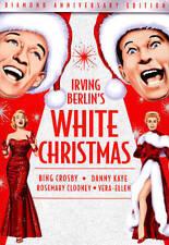 White Christmas (Diamond Anniversary Edition), New DVD, Danny Kaye, Rosemary Clo