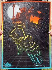 Voltron Poster - Todd Slater - Artist Proof - Limited Edition of 50