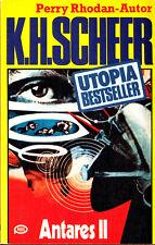 """K. H. Scheer - """" ANTARES II """" (1977) - tb"""