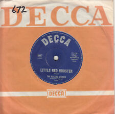 THE ROLLING STONES Little Red Rooster / Off The Hook 45