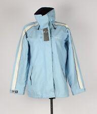Henri Lloyd TP1 Hooded Sailing Women Jacket Coat Size 4, Genuine