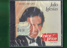 JULIO IGLESIAS - 1100 BEL AIR PLACE CD NUOVO SIGILLATO