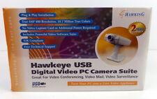 USB Digital Video PC Camera Suite Hawkeye UC300 New