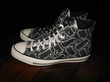 CONVERSE CT 70 HI 150161C Woolrich Edition Shoes Size 10.5 US 44.5 EUR Blk/White