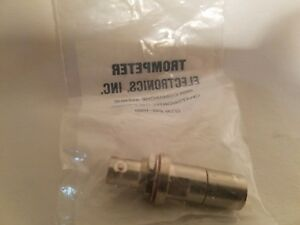 Trompeter Electronics TEI 14949 Coax Connector 3005-0404-1-150