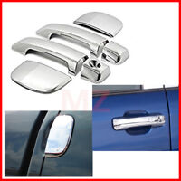For 2007~2013 Toyota Tundra DOUBLE CAB Chrome Door Handle Covers