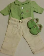 American Girl doll bitty baby twins SUNDAY BEST BOY OUTFIT SUIT RARE RETIRED! !