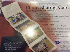 CREATIVE MEMORIES NATURAL PHOTO SHARING CARD NIP