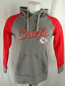 Kansas City Cheifs NFL Fanatics Women's Pullover Hoodie