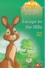 Adams, Richard,Allen, Judy, Watership Down: Escape to the Hills, Paperback, Very