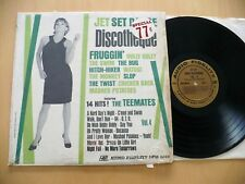 THE TEEMATES- JET SET DANCE DISCOTHEQUE VOL. 4 1964 MONO GARAGE SURF STOMP BEAT!