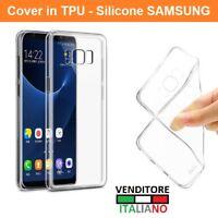 Cover Custodia SAMSUNG Galaxy J3/PRO/C5/J7/2015 TPU GOMMA a510 J3110 J700 A5 6