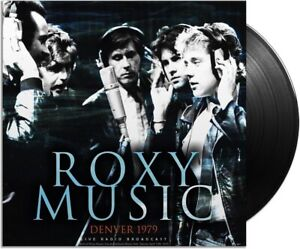 Roxy Music – Denver 1979 Live Radio Broadcast  New  LP  Vinyl  in seal