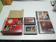 The King of Fighters 95+96 Double Pack Sega Saturn Japan