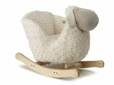 Émilie & Théo - Henry the Rocking Sheep - Plush Children's Playmate For Charity