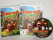 Nintendo Wii Spiel Donkey Kong Country Returns #54095