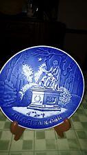 B&G Royal Copenhagen - Hans Christian Andersen in the King's Garden plate