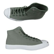 a49e9f6b4db Converse Jack Purcell Mid Sneakers Dark Stucco Light Olive Size 10 Mens  159669C