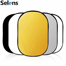 5 in 1 Light Control Collapsible Reflector Panels Diffuser Photography Studio