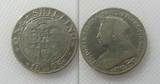 Collectable 1898 Queen Victoria One Shilling - Old Veiled Bust - Lot 2