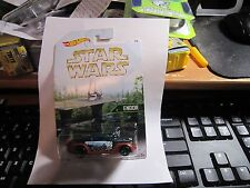 "HOT WHEELS-""DISNEY STAR WARS"" #7 ENDOR"