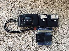 Olympus XA4 MACRO w/ A11 & A16 Flash Adapter 35mm f/3.5 Lens + Macro Flash Adapt