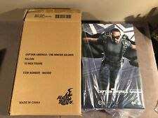 Hot Toys 1/6 Scale Masterpiece Captain America Winter Soldier Falcon MMS 245